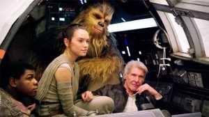 El despertar de la fuerza star wars