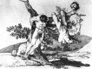 Tontolhabismo Goya