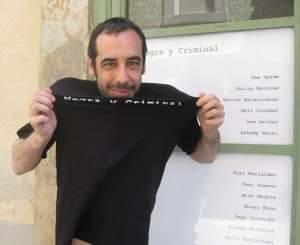 Carlos bassas negra y criminal