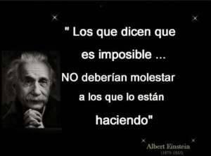 Renovarse Albert Einstein