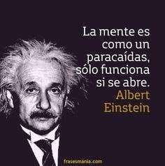 Renovarse Einstein