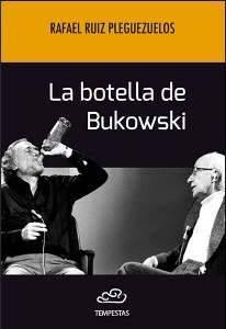 La botella de Bukowski portada