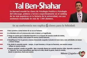 Tal Ben-Shahar consejos