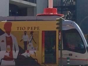 Metro Sevilla Tío Pepe