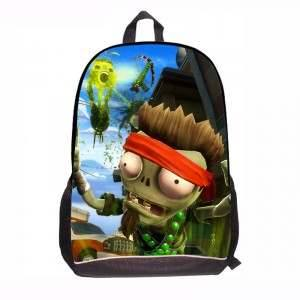 Apropiada mochila para escolares zombis e insomnes