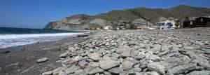 Playa de La Chucha. Foto Manuel Béjar