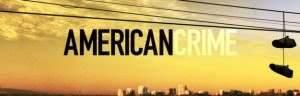 American crime Zapatillas