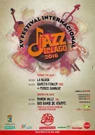 Jazz en el Lago Atarfe 2016