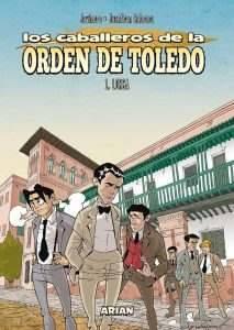 Lorca Noir Caballeros Orden Toledo