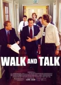 Walk and Talk Ala Oeste
