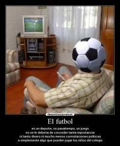 Aburrimiento futbol