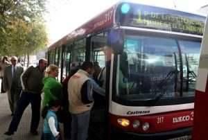 Bus urbano granada