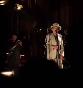 Concierto de Bob Dylan. Foto: Ramón L. Pérez
