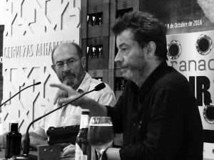 Enrique Urbizu Juan Madrid Granada Noir