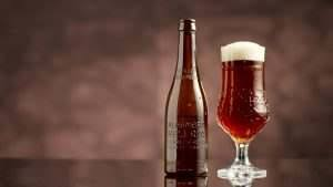 Cerveza Alhambra Roja