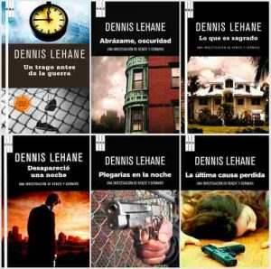 Dennis Lehane Serie Negra RBA