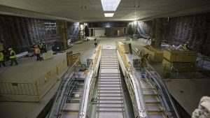 Metro Granada Obras
