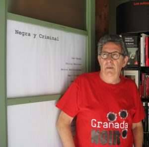 Paco Camarasa Granada Noir