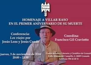 Villar Raso homenaje